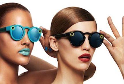 Oubliez les Google Glass, voici les lunettes Snapchat !