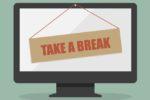 Infographie : les 7 choses que l'on peut faire lors de la pause déjeuner