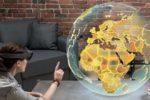 Réalité augmentée: le casque Hololens de Microsoft débarque en France