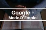 Google+ pour les entreprises: mode d'emploi